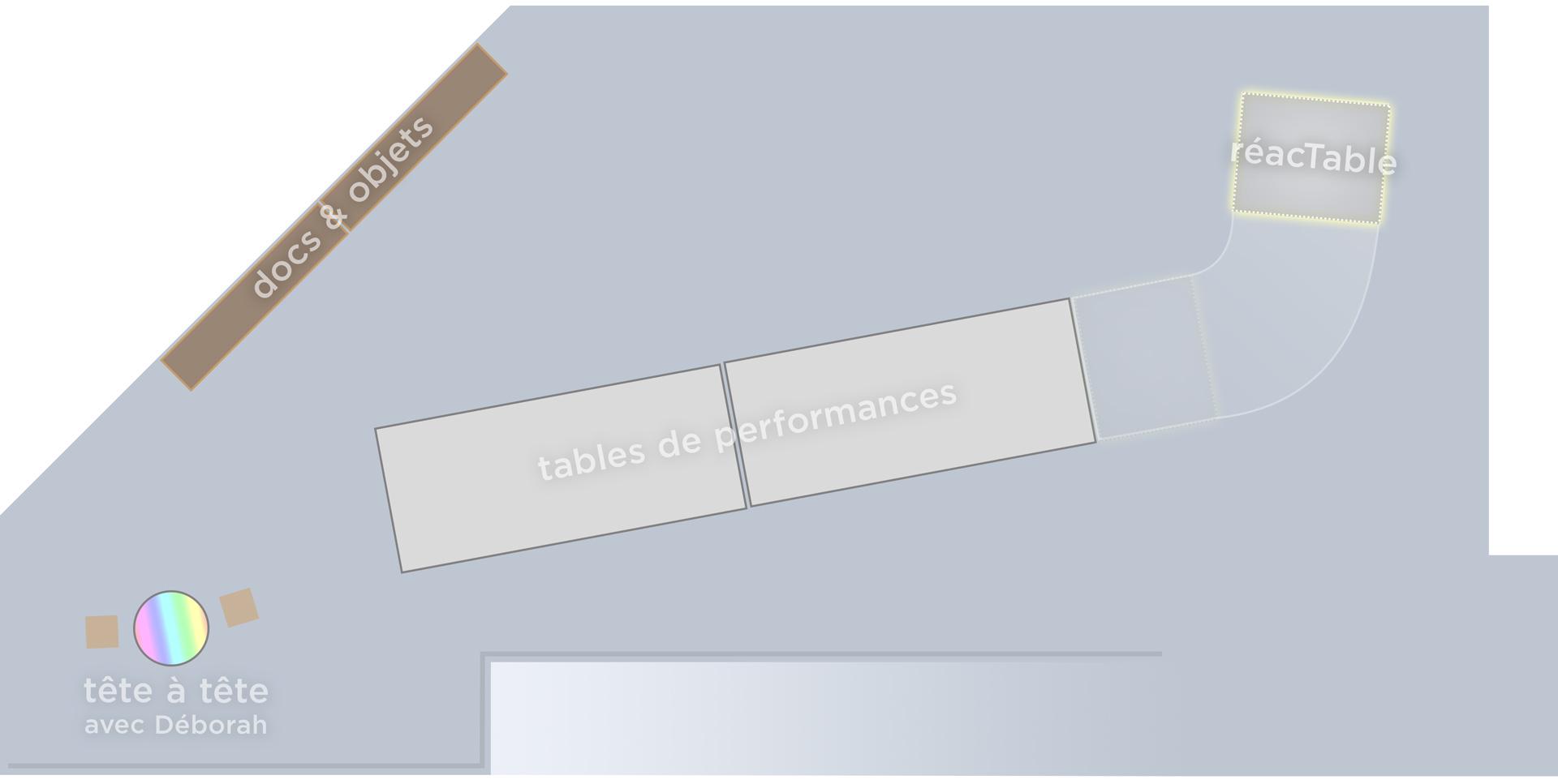 fiducial presque rien atelier 3bisf guillaumeloiseau guillaume loiseau plan mezzanine